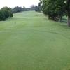 ゴルフ場の朝