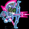 【ラインレンジャー】スーパーヒーロームーンのステータス