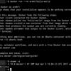 ScalewayのC1インスタンス(armv7l)でDockerを入れてみた