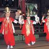 25日に冨士御室浅間神社春の例大祭 河口浅間神社例祭(稚児の舞) 鵜の島神社例大祭が執り行われます