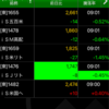 ETF積立投資 続落 11/13