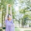 ストレス軽減&脂肪燃焼しやすい体質づくりに早歩き+細切れ運動。紫外線対策も忘れずに