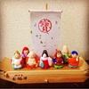 【御朱印とご神体】新宿山ノ手七福神の授与品の紹介をする【2017年七福神】