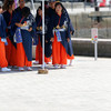 よさこい雅月:関門よさこい大会2017(門司港、親水公園)