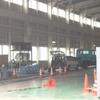 桃山台車庫の自動塗装装置が解体へ 8000形リニューアルはラッピングに?