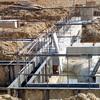 工事26日目:深基礎部一部型枠設置