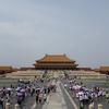 2019年8月 北京の世界遺産を巡る旅 2日目午後 故宮 景山公園