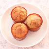 【レシピ】簡単・失敗ナシのバナナマフィンを紹介。2つのシンプルアレンジも♪