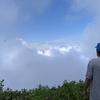 【飯豊連峰】会津に住むおじさんが今度こそ飯豊連峰の綺麗な眺望を見ようと三国岳(1644m)に登った話。【剣ヶ峰】