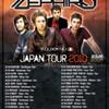 イタリアのバンド、ゼフィロ(Zephiro)日本上陸