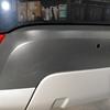 車 外装パーツ補修#7 ランドローバー/ディスカバリー HSEsi6  バンパー未塗装素地部の擦り傷補修+劣化防止保護コーティング