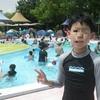 プールに行く 『王仁公園プール』 ~プールピア閉鎖難民、2017年一番目のプールです。~