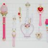 【収納アイディア】おもちゃのステッキを壁に飾る