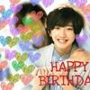 みっちー誕生日おめでとう