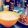 【香港:灣仔】 お粥に 腸粉に 香港風焼きそば♬ 朝食・軽食にもってこいの『忠記粥品』