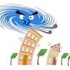 マンション管理人の仕事内容「台風対策」被害から住民と物件を守れ!