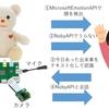 RaspberryPiのマイクで会話してみる【ヒミツのクマちゃん 完結編】