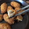 ヘルシオグリエで美味しい惣菜 カキフライを温める編