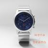wena x beams クロノグラフモデル、好評につき売り切れ続出!