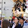 大津祭(本祭)曳山巡行