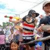 【タイ旅行まとめ】タイのお祭りソンクラーン(水掛け祭り)に行かせてもらった!
