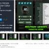 【作者セール】(2D)ミリタリースタイルのオリジナルキャラ作成とコントローラーが無料「Military Heroes: Character Editor [Basic]」 / 宇宙空間のシューティングゲーム / 警備員に見つからないように真夜中の美術館で・・・ / ファンタジー系3Dモデル2つ無料