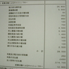 個人事業のキャッシュ・フロー計算書