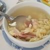 ポル日記#015 ポルトガル の代表スープ「カンジャ」