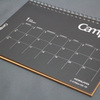 《商品レビュー》来年のスケジュール手帳は「キャンパスダイアリー卓上タイプ」を使って卓上カレンダーと兼用することにした