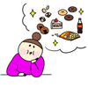 【333GYM川柳】朝食べて 昼食べながら 夜のメニュー 「コロナで太るな!みんなで痩せよう!」