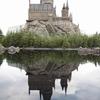 USJの逆さホグワーツ城は撮られる為にある