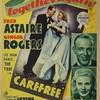 『気儘時代(1938)』Carefree