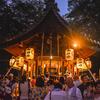 【夏祭り】春日井市 白山神社 「総天王祭」の様子