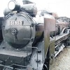 豊浦町のSL保存機 D51 953(旧胆振縦貫鉄道 D5104)