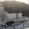 ≪突然の雨も大丈夫!!自転車屋根コロポックル≫ギャラクシーにサイドバイザーを付けてみた。