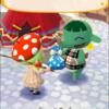 【ポケ森】新しい動物のオパールのちずをジョニーからもらった方法です!