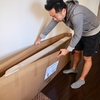 《ふたり暮らし》家作りDay17 インテリアのポイントに おしゃれなアンティーク風 姿見探し