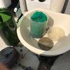 コロナで自粛で水槽機材大掃除