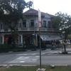 シンガポール ボタニカルガーデン前のレストラン