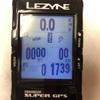 LEZYNE SUPER GPSの更新が来た!更に表示できる項目が増加!