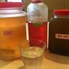 梅の酵素ジュース出来ました。