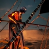 PM10:00昼と夜の境目を利用して光輝くSSを撮影する