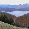 日光・社山(しゃさん)より中禅寺湖