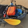 フィッシングカヤックに必要な装備まとめ。初出艇の準備完了!