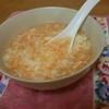 インフルエンザ予防対策に、簡単人参しょうがスープ