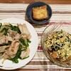 2018/11/16の夕食