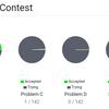 【競プロ】1歳児を育てながら #AtCoder のA問題142問を全部解きました。
