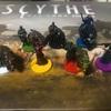 ボードゲーム(Scythe)のミニチュアを塗装すべきではない11の理由