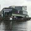 運河に立つおしゃれなレストラン Wolf Atelier