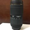 シグマ望遠ズーム SIGMA APO 50-150mm F2.8 II EX DC HSM レビュー